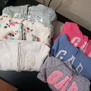 GAP Kids hoodie bundle! 7 items!
